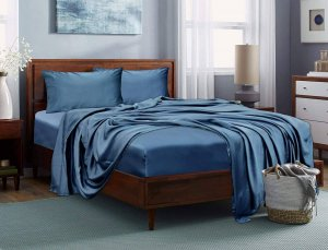 Organnic Bamboo Fitted sheets
