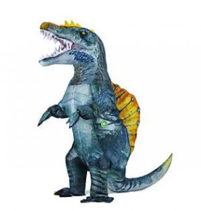 inflatable dinosaur costume for adults