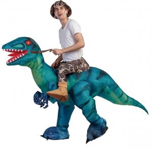 t-rex dinosaur costume for adults 2